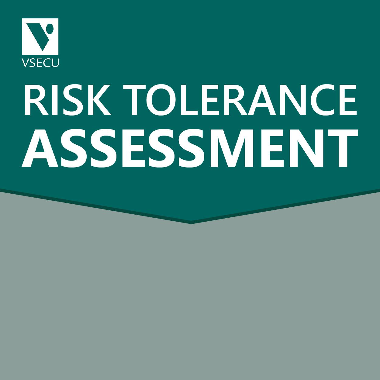 Risk Tolerance Assessment